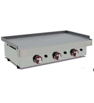 plancha 80 400x440 - Plancha de gas 80 acero laminado 6 mm