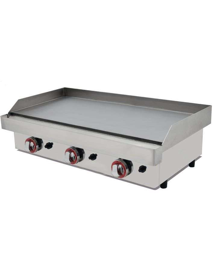 PLANCHA DE GAS 80 ACERO RECTIFICADO  15 MM     PGAR-80PGR-ARX