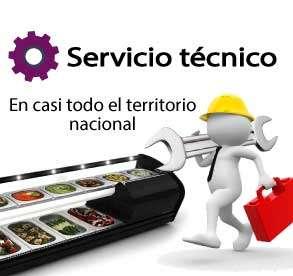 sercio tecnico - ARCON CONGELADOR 500/IF