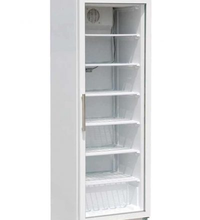 Vitrina congeladora puerta vidrio 365 litros