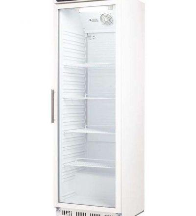 Vitrina frigorífica puerta vidrio 400 litros