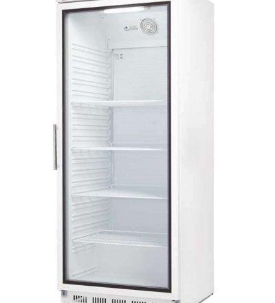 Vitrina frigorífica puerta vidrio 600L