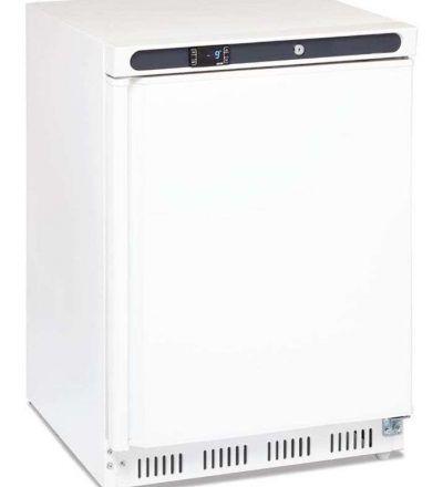 Congelador bajo mostrador blanco 140 litros