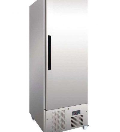 Armario congelador 440 L. acero inoxidable