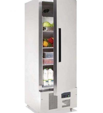 Armario frigorífico 440 L. acero inoxidable