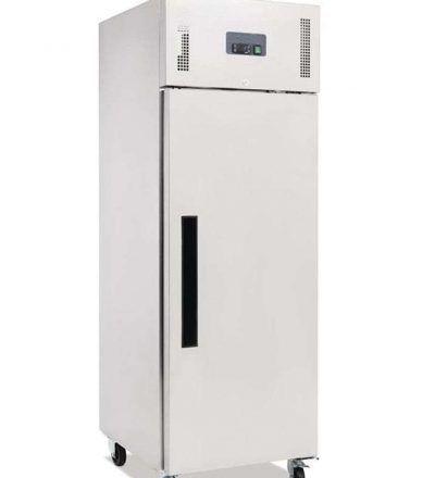 Armario congelador 600 L acero inoxidable
