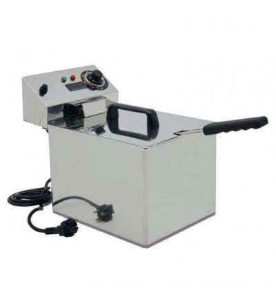 Freidora eléctrica sin grifo para vaciado 10/12L PLUS