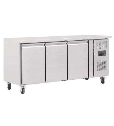Mostrador frigorifico 3 puertas fondo 600  339 L