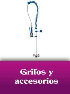 Grifos y accesorios