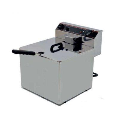 Freidora eléctrica sin grifo vaciado 12 L FESGV-EVO12-ARX