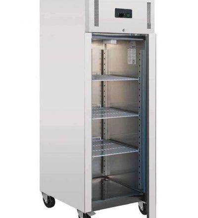 Armario frigorífico 650 L acero inoxidable