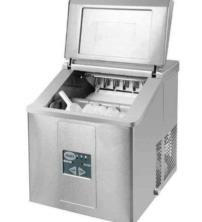 Máquina de hielo de llenado manual 17 KG