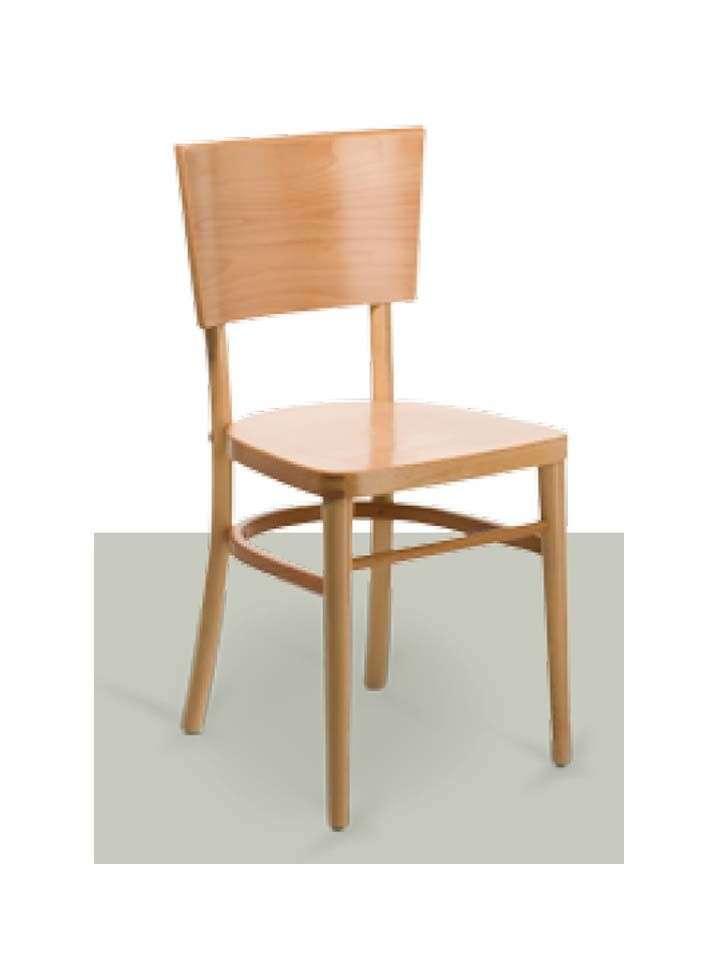 sillas madera para hosteleria