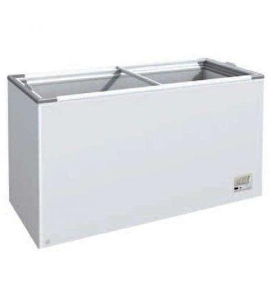 Congelador con tapa de cristal 200 L CTC-210C-MAS