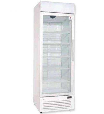 Armario expositor refrigerado puerta cristal 360 L   AERPC-AE400-MAS
