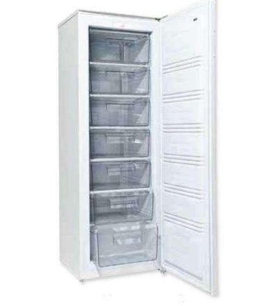 Congelador vertical puerta curvada CVPC-CV270L-MAS