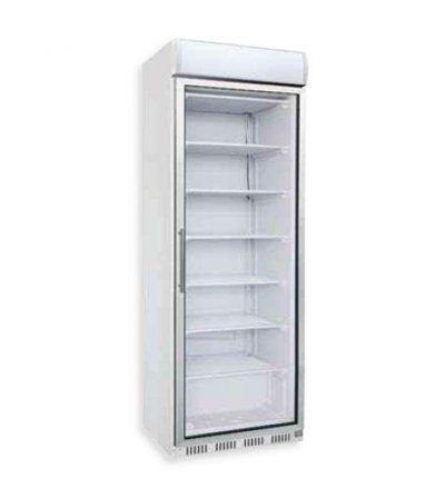 Armario expositor congelador estatico 360 L AECE-ECS400-MAS