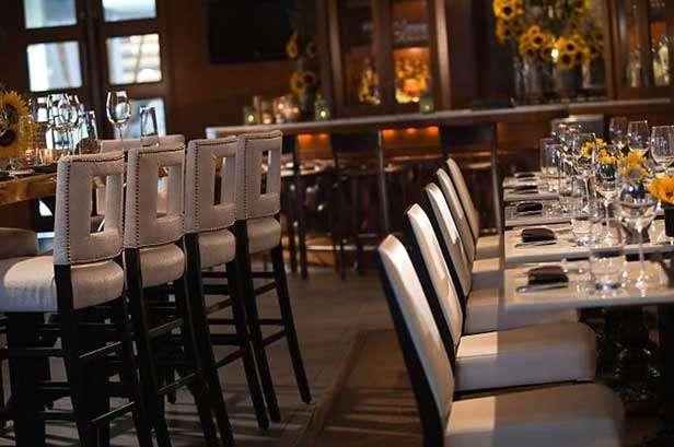 sillas restaurante - Silla apilable 1160 RO color blanco