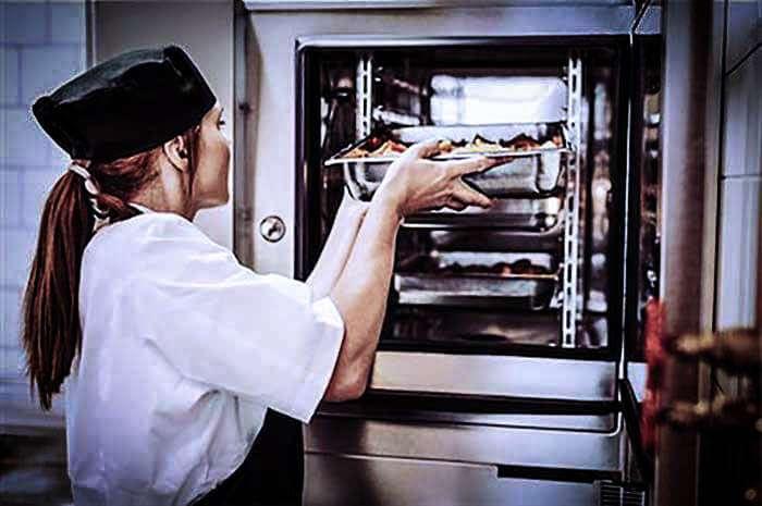 Como usar sacar partido al horno industrial