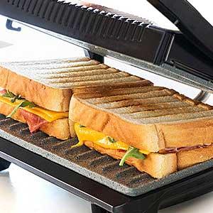 Sandwichera industrial