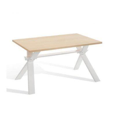 Mesa madera cruz
