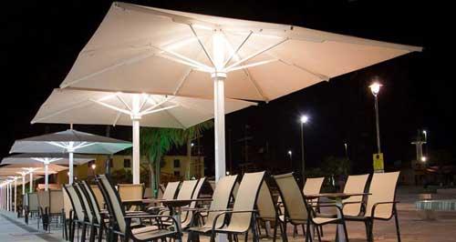 parasoles - Base parasol STONE