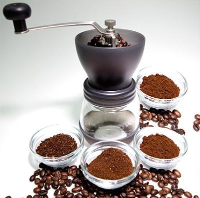 molinillo cafe - Molino MINI de tolva irrompible (250 gr) varios acabados