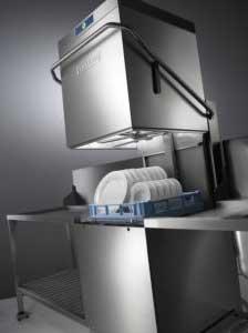 lavavajillas industrial de capota