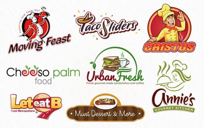 logos restaurante 1 - Consejos para gestionar un restaurante correctamente
