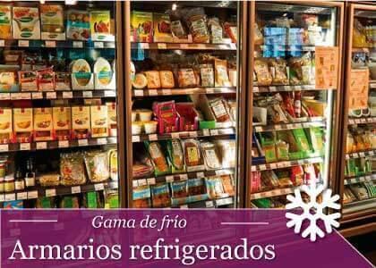 CATEGORIA ARMARIOS REFRIGERADOS - Home Auxihosteleria-Maquinaria de hostelería