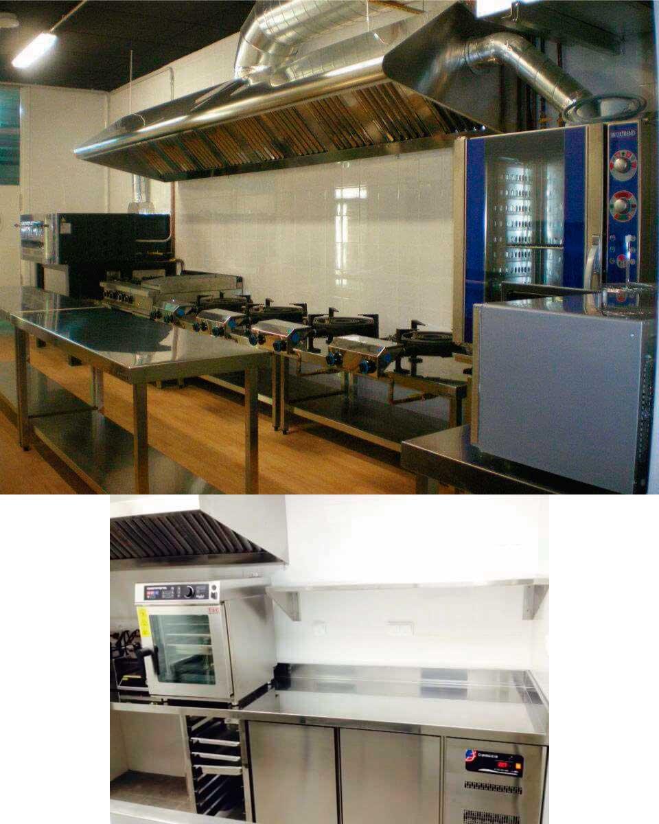 instalaciones 1 - Home Auxihosteleria-Maquinaria de hostelería