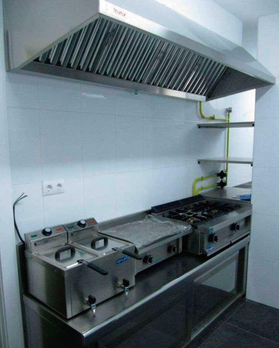 instalaciones 2 - Home Auxihosteleria-Maquinaria de hostelería