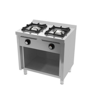 Cocina a Gas 2 Fuegos 800x600