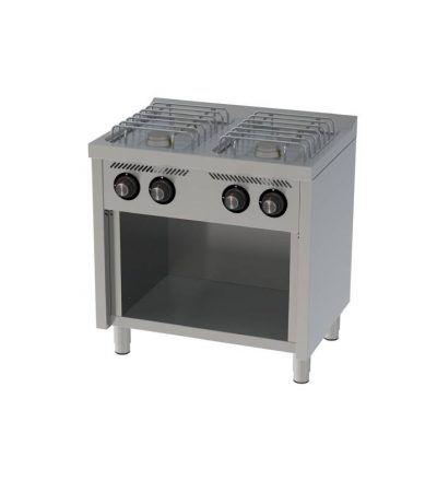 Cocina a Gas 4 Fuegos 800×600 ECO
