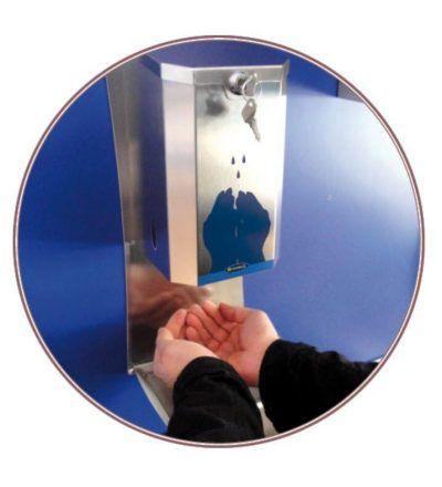 Dosificador de Gel Automatico