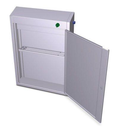 Esterilizador Cuchillos Rayos UV Cerrado 20 Ud