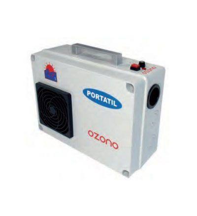 Generador de Ozono Portatil 200m3