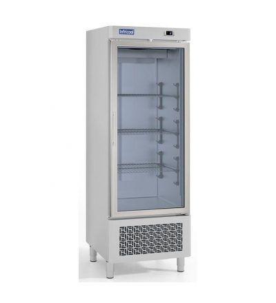 Armario frigorífico 500 LT Puerta Cristal