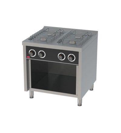 Cocina a Gas 4 Fuegos EC 800×750