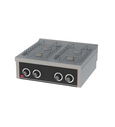 Cocina a Gas Sobremesa 4 Fuegos EC 800×750