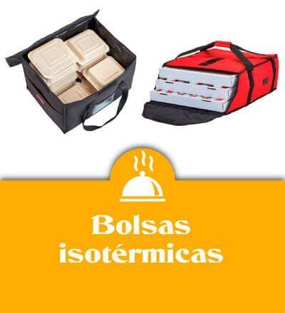 Bolsas isotermicas