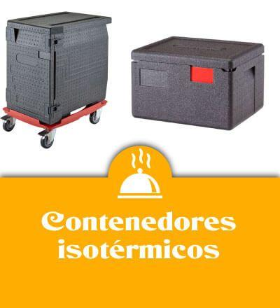 Contenedores isotermicos
