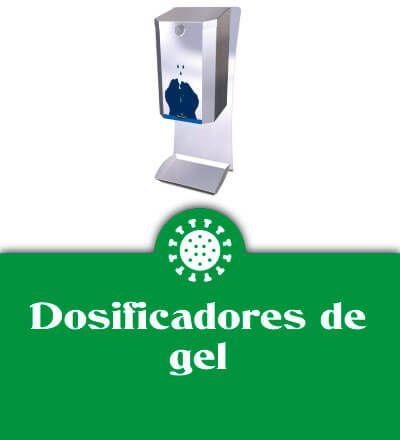 Dosificadores de gel