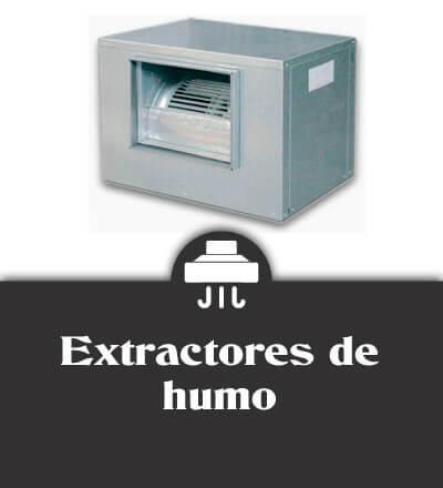 Extractores de humo