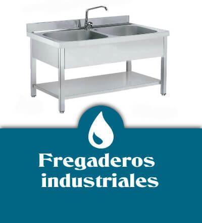 Fregaderos industriales