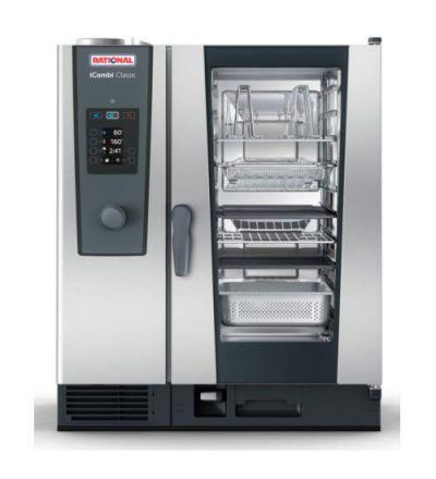 Horno Rational iCombi Classic 10 GN 11 Electrico