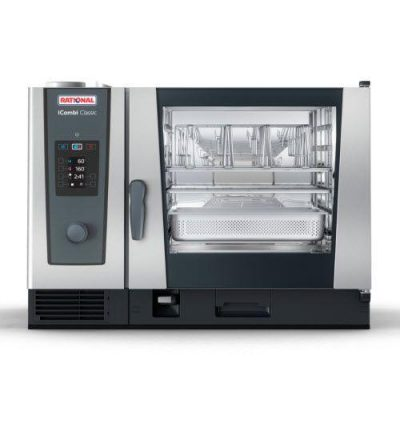 Horno Rational iCombi Classic 6 GN 21 Electrico