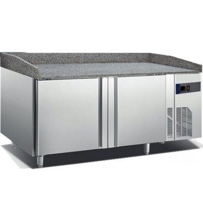 Mesa Refrigerada Pizzas 1500×800 Granito