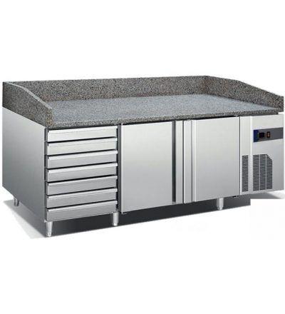 Mesa Refrigerada Pizzas 2025×800 Granito