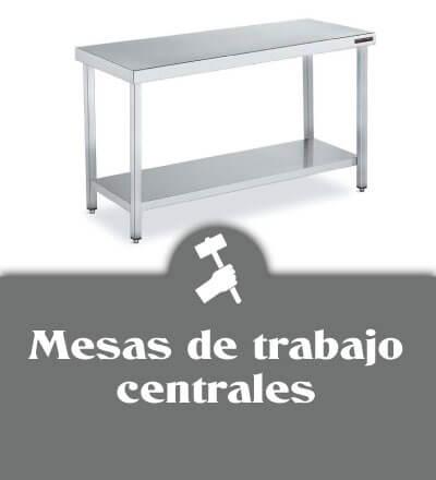 Mesas centrales
